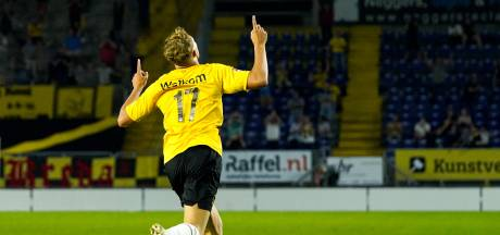 NAC wil contract Van Hooijdonk verlengen en opwaarderen: 'Aanbieding staat nog steeds'