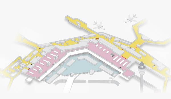 Zomer op Schiphol: 20 seconden voor een koffer