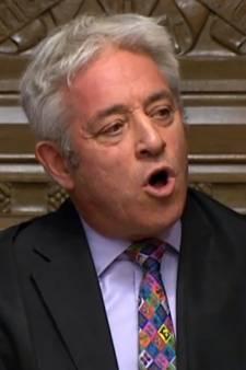 Le président de la Chambre des Communes refuse de faire voter l'accord sur le Brexit ce lundi