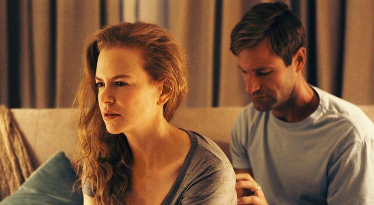 Nicole Kidman en Aaron Eckhart in Rabbit Hole van John Cameron Mitchell. Beeld
