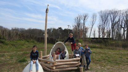 Kinderen ervaren in het Zwin zélf hoe een baby-ooievaar zich voelt: provincie investeert 185.000 euro in educatieve speeltuigen