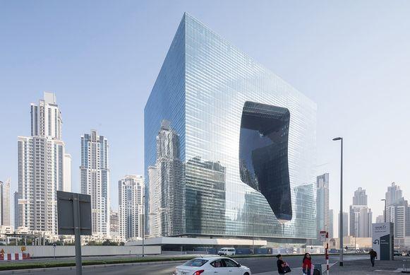 Opus, Dubai.