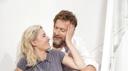 """Het moderne sprookje van Bongobon-oprichter Bruno Spaas (53) en zijn vrouw, kunstenares Ellen Pil (38): """"We konden niet langer gewoon vrienden zijn"""""""
