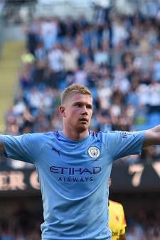Manchester City plante 5 buts en 18 minutes et atomise Watford 8-0!