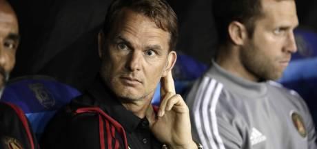 Frank de Boer verliest bij debuut Atlanta United: 'We waren soms een beetje naïef'