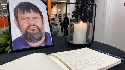 """Kortrijk opent rouwregister voor belleman Peter Caesens: """"We gaan jou nooit vergeten"""""""