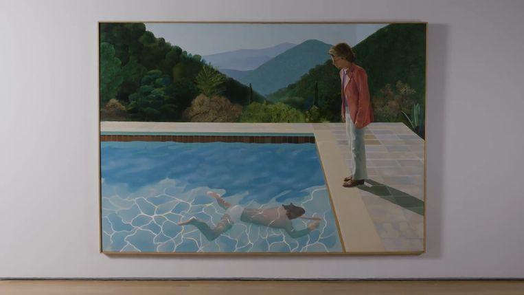 Een van de promovideo's  van Christie's Beeld Christie's