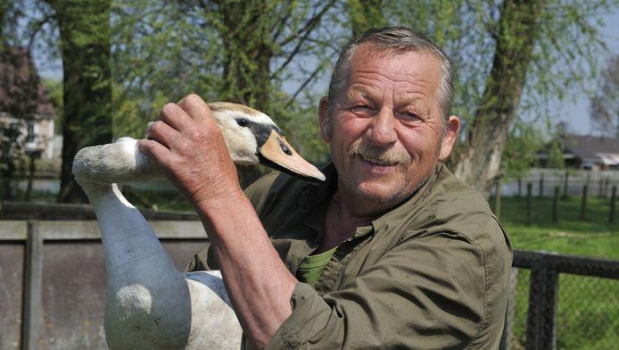 Piet Oostveen, eerder dit jaar.
