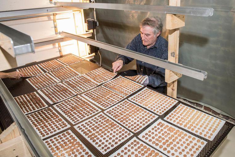 Het voorbije weekend zijn er opnieuw duizenden Blasiusmacrons gebakken.
