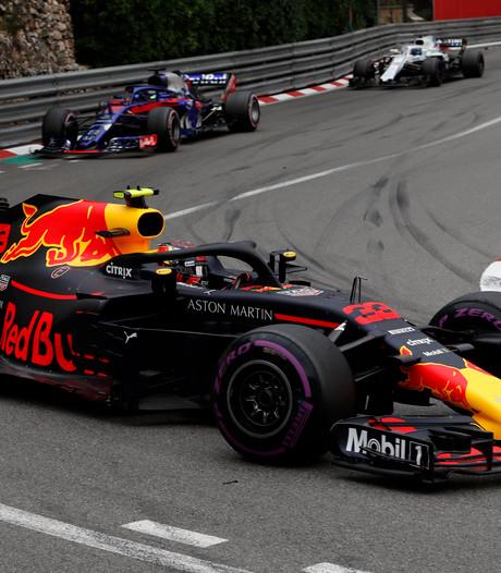 Ricciardo knokt zich naar de overwinning, Verstappen negende in Monaco