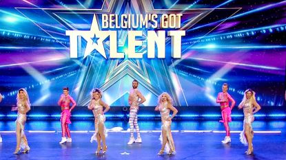 The Sparkling Diamonds hopen op Golden Buzzer in Belgium's Got Talent