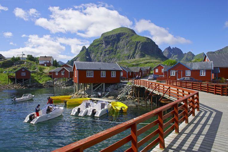 De Lofoten Beeld Baard Loeken, www.nordnorge.com