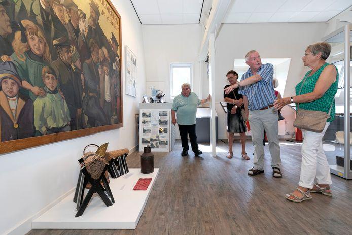 Het duurt nog even totdat de rondleidingen in Museum Boxtel weer van start kunnen gaan.