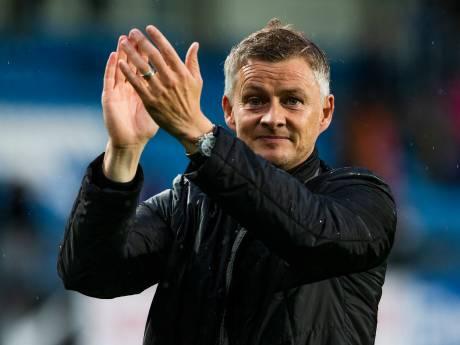 Solskjaer tot eind dit seizoen coach van Manchester United