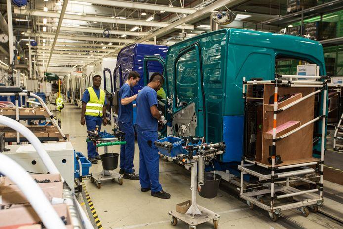 Alle Volvo Group-medewerkers wereldwijd mogen projecten insturen en hier wordt dan een selectie uit gemaakt.