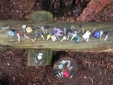 Brillen, kledingstukken en heel veel sleutels: dit bleef liggen op Into the Woods