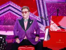Coronaconcert Elton John levert zeker miljoen dollar op