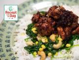 Recept van de dag: Ayam Betawi (kip in ketjap) met Sajoer Bajem