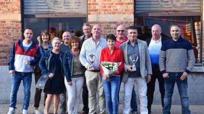De Krispijnpikkers vieren kampioenen
