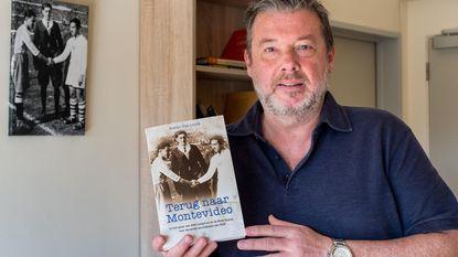 Stefan Van Loock stelt voetbalreisroman voor