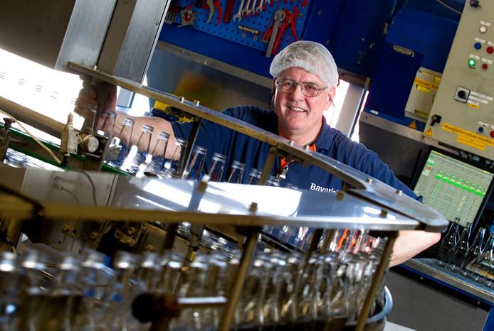 Piet Daniels werkt 50 jaar bij de Bavaria in Lieshout