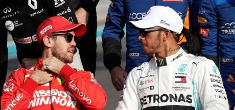 Teambaas Wolff: Vettel is outsider voor plekje bij Mercedes