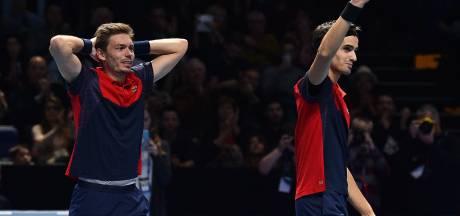 La paire française Mahut/Herbert remporte le Masters en double