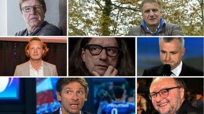"""Wie speelt kampioen: Club, Anderlecht of Standard? Deze 25 voetbalkenners geven hun prognose: """"Club haalt het, want morgen regent het en dan kunnen onze vrienden van de VAR niet werken"""""""