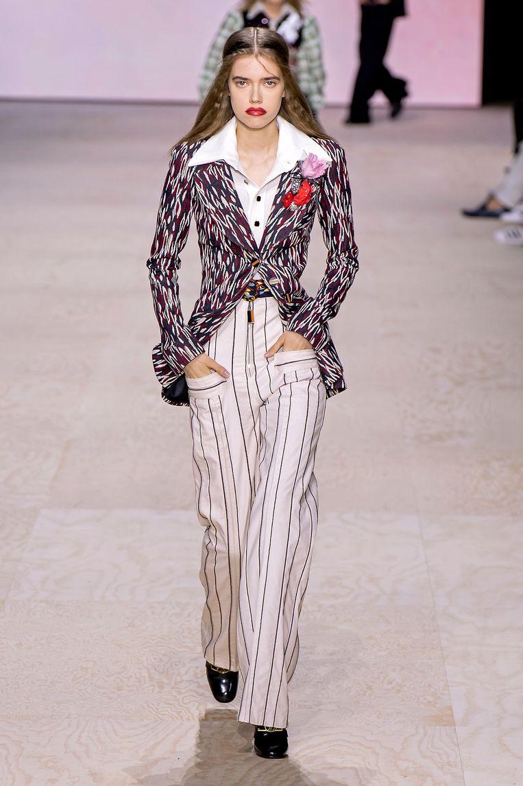 Louis Vuitton, zomer 2020 Beeld Imaxtree