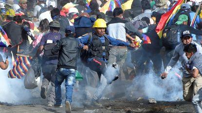 """VN bezorgd om situatie in Bolivia: """"Crisis kan niet met geweld en repressie worden opgelost"""""""