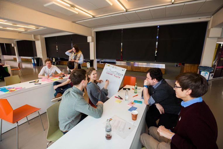 Aan de hand van een aantal evenementen en vooral door jongeren uit te dagen, willen de project partners ondernemerszin aanwakkeren en stimuleren.