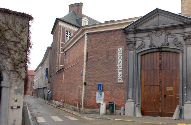 In Paridaens Leuven sneuvelden zelfs enkele ruiten.