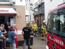 Alle hens aan dek bij brandje in binnenstad Kampen