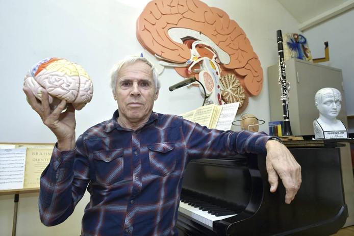 Het muzikale brein. Van Cranenburgh komt erover vertellen in Zwolle.