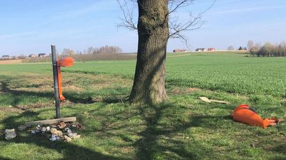 Vuilnisbak voor de tweede keer in twee maanden tijd vernield