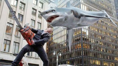 'Sharknado's' veroveren maandagavonden op ZES: films zo slecht dat ze een waar fenomeen werden