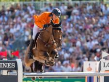 Houtzager voorkomt met spectaculaire ronde eliminatie in Praag