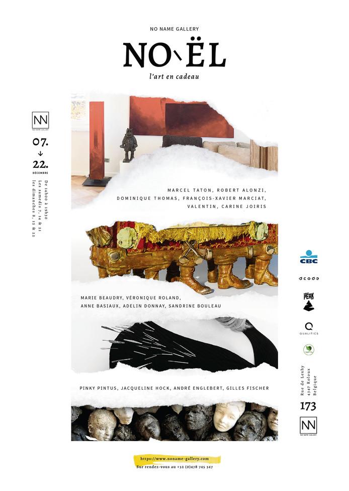 Affiche de l'exposition 2019.