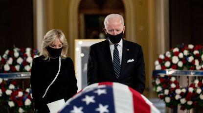 Biden roept Senaat op om kandidatuur Barrett niet voor verkiezingen goed te keuren