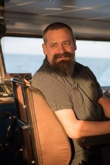 Nederlands vluchtelingenschip met kapitein uit Meppel is welkom in Napels