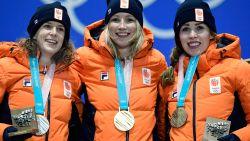 Hollanders lachen met Belgische medaillespiegel op de Olympische Winterspelen