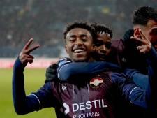 Dodelijk effectief Willem II wint ook in Heerenveen en is weer even derde van Nederland