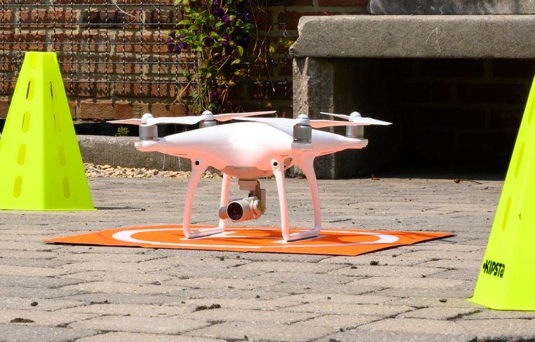 De drone van D-Skyvision