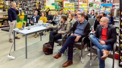 Ondernemers leren over digitale marketing tijdens eerste 'inspiratieavond'
