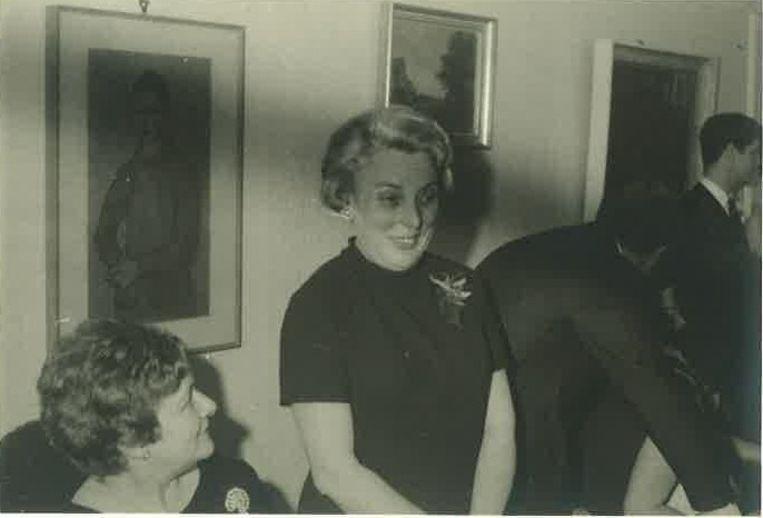 Elfriede Verstraeten richtte de zaak op in 1942.