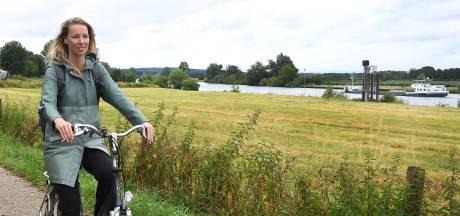 Beroepsreiziger Naline Roodbeen: 'Land van Cuijk springt er voor mij echt uit'