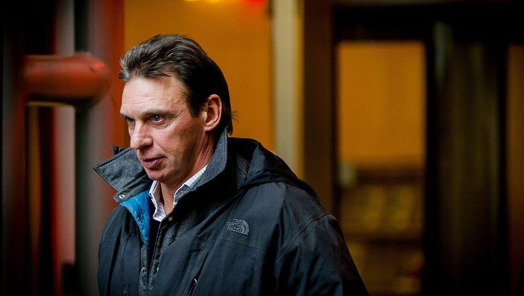 Willem Holleeder verlaat eerder deze maand de rechtbank in Haarlem Beeld ANP