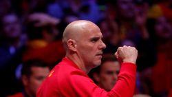 """De Greef en Coppejans weigeren selectie, Davis Cup-kapitein Van Herck boos: """"Dit zal niet zonder gevolgen blijven"""""""