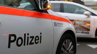 Drie doden bij gijzeling in Zürich