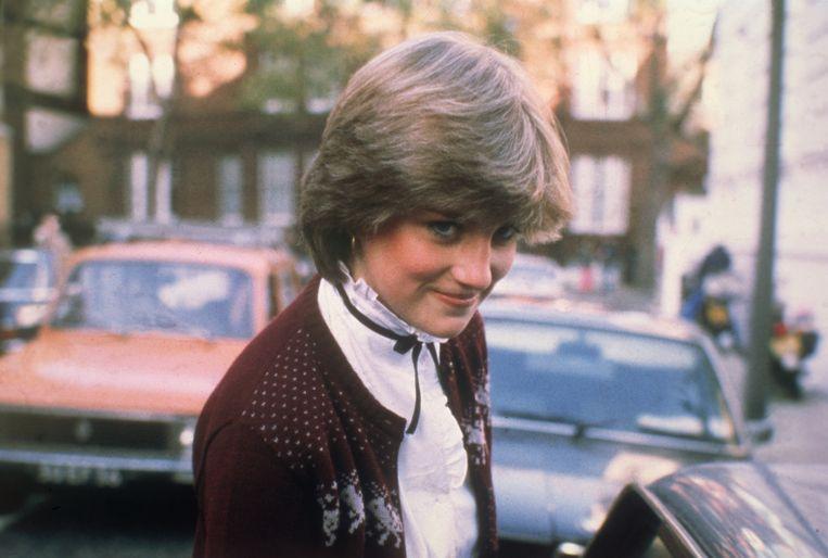 Prinses Diana had dezelfde glimlach als haar zoon en kleindochter.